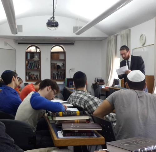 guest-shiur-from-rabbi-zvi-zimmerman-the-mashgiach-of-skokie-yeshiva 23098444709 o